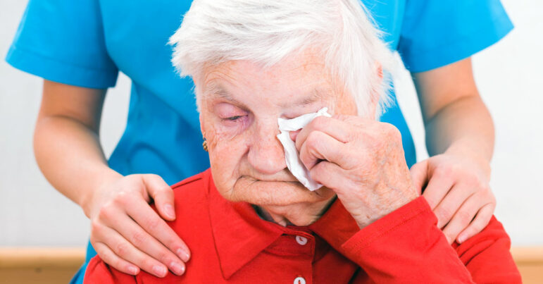 Ripping off the dying: Nursing homes give terminal residents expensive, unnecessary therapy
