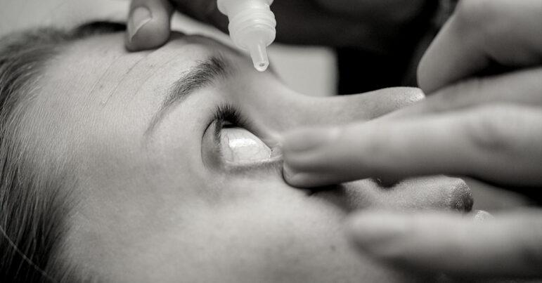 Drug companies make eye drops too big so you buy more