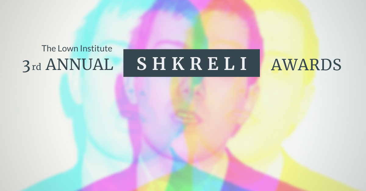 2019 Shkreli Awards - Lown Institute
